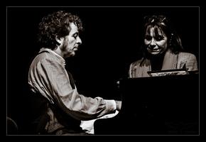 Marc Vella et Marion Kaplan
